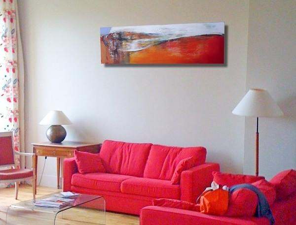 tableau moderne unique